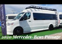 Interesting van tour sprinter van converted to beautiful tiny home for full time van life 255 2021 Mercedes Sprinter Youtube Redesigns and Concept