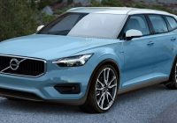 Interesting volvo v40 render will make you fall in love with wagons Volvo V40 Cross Country 2021 Specifications