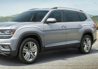 interior dimensions and volume ratings of the 2021 Volkswagen Atlas Dimensions