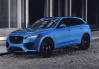 jaguar explains why its 2021 f pace svr means business Jaguar F Pace Svr Release Date