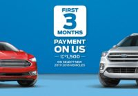 january 2021 ford canada incentives and rebates sherwood ford Ford January Incentives