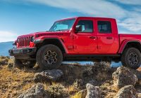 la auto show 2021 jeep gladiator joins growing mid size Jeep Gladiator Bed Size