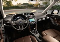 learn more about the 2020 subaru forester interior technology Subaru Forester Interior