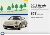 lease the 2021 beetle les automobiles popular vw Volkswagen Lease Deals May