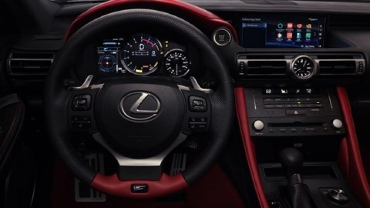 Permalink to Lexus Rc F Track Edition Specs