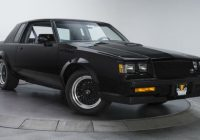 low mileage 1987 buick grand national gnx up for grabs Buick Grand National Gnx