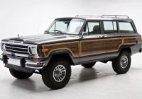 ls3 powered 1989 jeep grand wagoneer Jeep Wagoneer And Grand Wagoneer