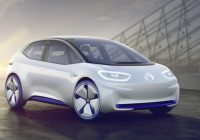 meet the vw id electric car 300 plus mile range in 2021 Volkswagen Electric Cars 2021 Redesigns