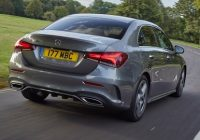mercedes a class saloon 2021 review suited and booted Mercedes A Class Review