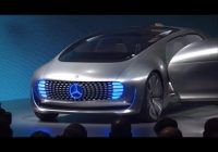 mercedes unveils its car of the future Mercedes Upcoming Cars