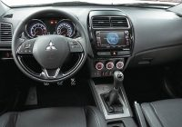 mitsubishi asx 2021 dimensions boot space and interior Mitsubishi Asx Interior