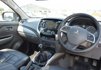 mitsubishi l200 barbarian review professional pickup 4×4 L200 Mitsubishi Interior