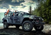 mopar to offer 200 plus products for all new 2021 jeep Jeep Gladiator Aftermarket Parts