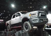 new 2021 ram 2500 power wagon whats new and whats not Dodge Power Wagon Specs