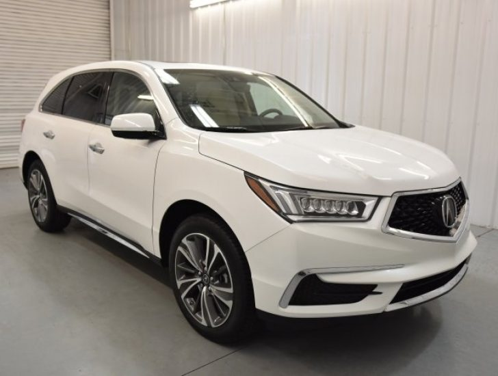 Permalink to Acura Mdx With Technology Package