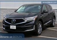new 2021 acura rdx sh awd with technology package with navigation Acura Rdx Technology Package