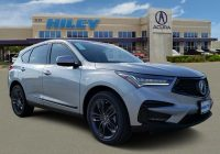 new 2021 acura rdx with a spec package with navigation Acura Rdx Ground Clearance