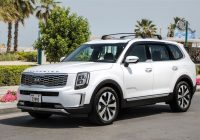 New 2021 kia telluride makes middle east debut qatar yallamotor 2021 Kia Telluride Price Qatar New Concept