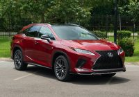 New 2021 lexus rx first drive review sharper image roadshow Lexus Hybrid Suv Reviews 2021 Specifications