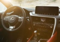 New 2021 lexus rx gets apple carplay and android auto along with 2021 Lexus Models With Apple Carplay Overview