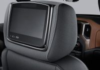 New 2021 silverado 1500 rear seat infotainment system with dvd player black cloth 2021 Gmc Rear Entertainment System Redesigns and Concept