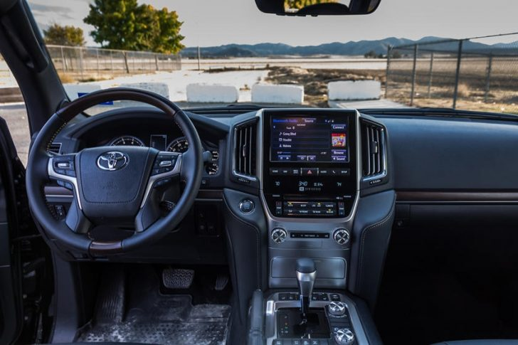 Permalink to Best 2021 Toyota Land Cruiser Interior Release Date