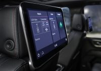 New 2021 chevrolet suburban tahoe feature rear seat media gm 2021 Gmc Rear Entertainment System Configurations