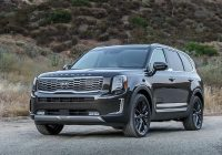 New 2021 kia telluride review trims specs price new How Much Is A 2021 Kia Telluride Engine