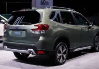 New all new forester front and centre for subaru new zealand 2020 Subaru Forester New Zealand Design and Review