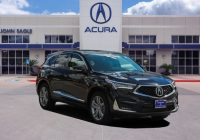 New certified pre owned 2021 acura rdx advance package with navigation 2021 Acura Rdx Advance Package Redesigns