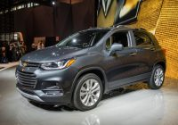 new chevrolet discount cuts trax price 4000 in may 2021 All New Chevrolet Trax