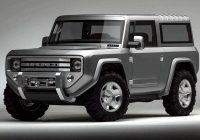 new ford bronco will be the jeep wranglers worst nightmare Ford Bronco Vs Jeep Wrangler