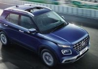 New hyundai venue 15 diesel bs 6 launched priced from 809 lakh Hyundai Venue Price In India 2021 Release Date and Reviews