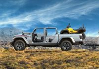 new jeep gladiator already on sale but launch edition is Jeep Gladiator Release Date