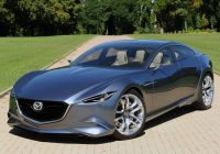 New mazda 6 2021 price specs and release date rumor new car Mazda Vision Coupe 2021 Price Engine