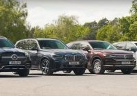 new mercedes gle takes on new bmw x5 audi q7 and vw touareg Mercedes Gle Vs Audi Q7
