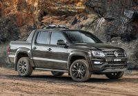 New new vw amarok v6 highline 580s 2021 detailed special Volkswagen Amarok V6 2021 Design and Review