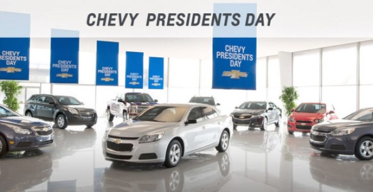 Permalink to New Type Chevrolet Presidents Day Sale 2020 Release Date and Reviews