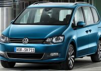 New volkswagen sharan 20 tdi 115 tech specs top speed power Volkswagen Sharan 2021 New Model and Performance