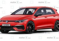 new vw golf gti tcr allegedly has up to 286 hp Volkswagen Golf Gti 2021