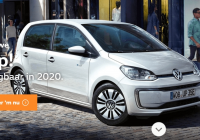 New vw new info on e up with orders to open this year Volkswagen EUp 2021 Engine