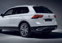New vw reveals plug in hybrid version of the tiguan electrive Volkswagen Tiguan Hybrid 2021 Research New