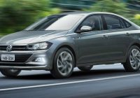 Newest 2021 vw virtus is a polo sedan for south america carscoops Volkswagen Virtus 2021 New Concept