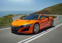 Newest 2021 honda nsx debuts with orange paint job and chassis updates Honda Nsx 2021 Price Philippines Overview