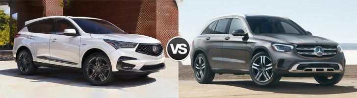 Permalink to Newest 2020 Acura Rdx Vs Mercedes Glc Design and Review