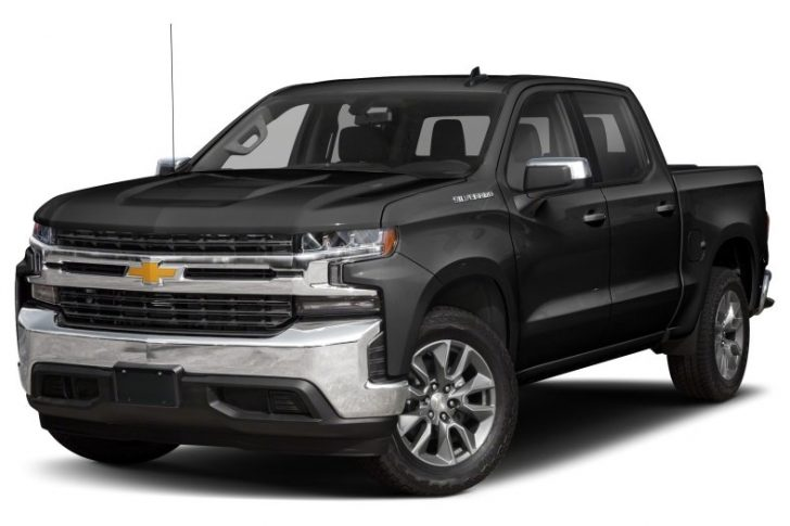 Permalink to Interesting Chevrolet Silverado High Country 2021