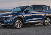 Newest 2020 hyundai santa fe xl colors release date redesign 2020 Hyundai Santa Fe Xl Release Date Performance