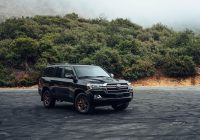 Newest 2021 toyota land cruiser review the old guard still has it Toyota Land Cruiser 2021 Review Interior