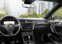 Newest 2020 volkswagen tiguan interior principle volkswagen Volkswagen Tiguan 2020 Interior Design and Review