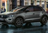 Newest 2021 vw t roc black edition brings a more stylish package Volkswagen T Roc 2021 Engine